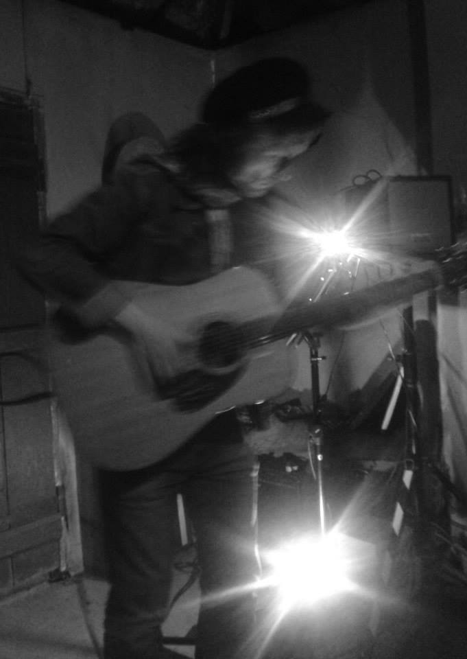 James Hollingsworth at Tollgate Parlour Gig
